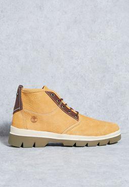 Cityblazer Leather Chukka Boots