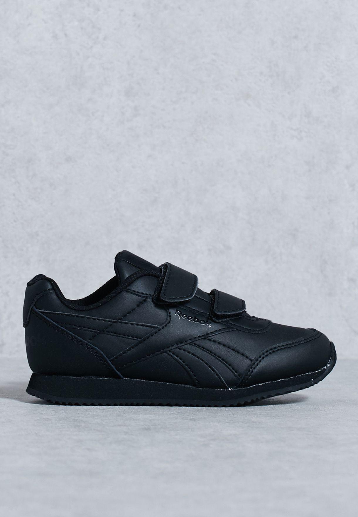 53bf78dd3275c Shop Reebok black Royal Classic Jogger 2 2V Kids V70471 for Kids in ...