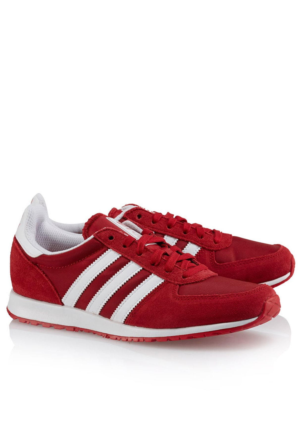 promo code d549f 6dc5d Shop adidas Originals red Adistar Racer Sneakers M20801 for Women in Kuwait  - AD478SH14FAB