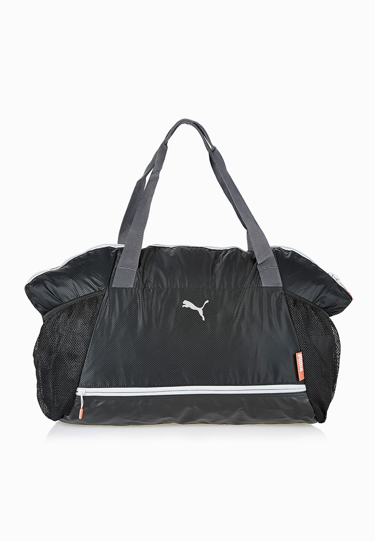 9aaf78a9a2 Shop PUMA black Fit At Workout Bag 7340601 for Women in Qatar - PU020AC14AGV