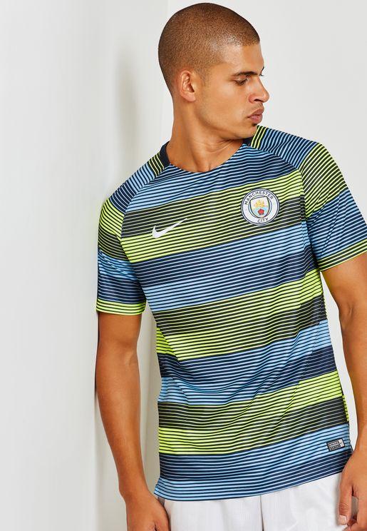 Manchester City Squad T-Shirt