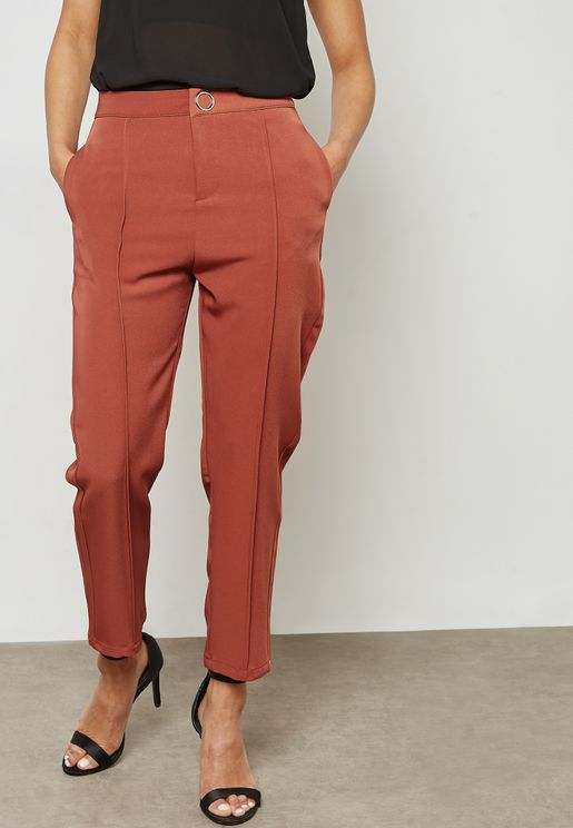Jegging Look Pants