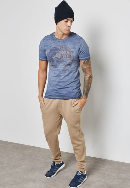 Jack & Jones. Blues T-Shirt