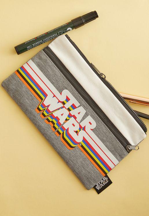 Star Wars Logo Archer Pencil Case
