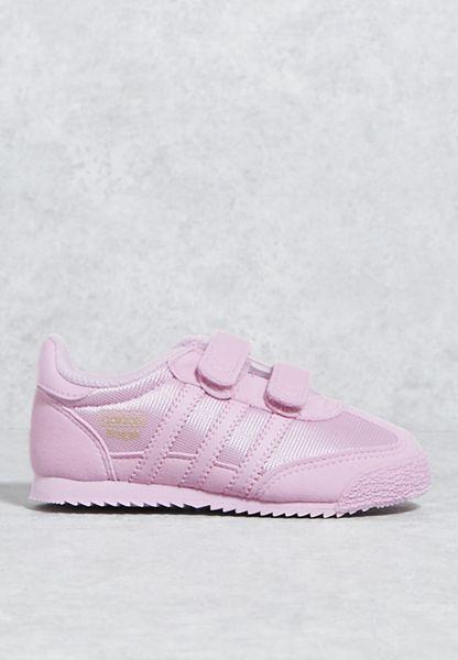 negozio adidas originali del neonato drago og rosa bz0108 per bambini