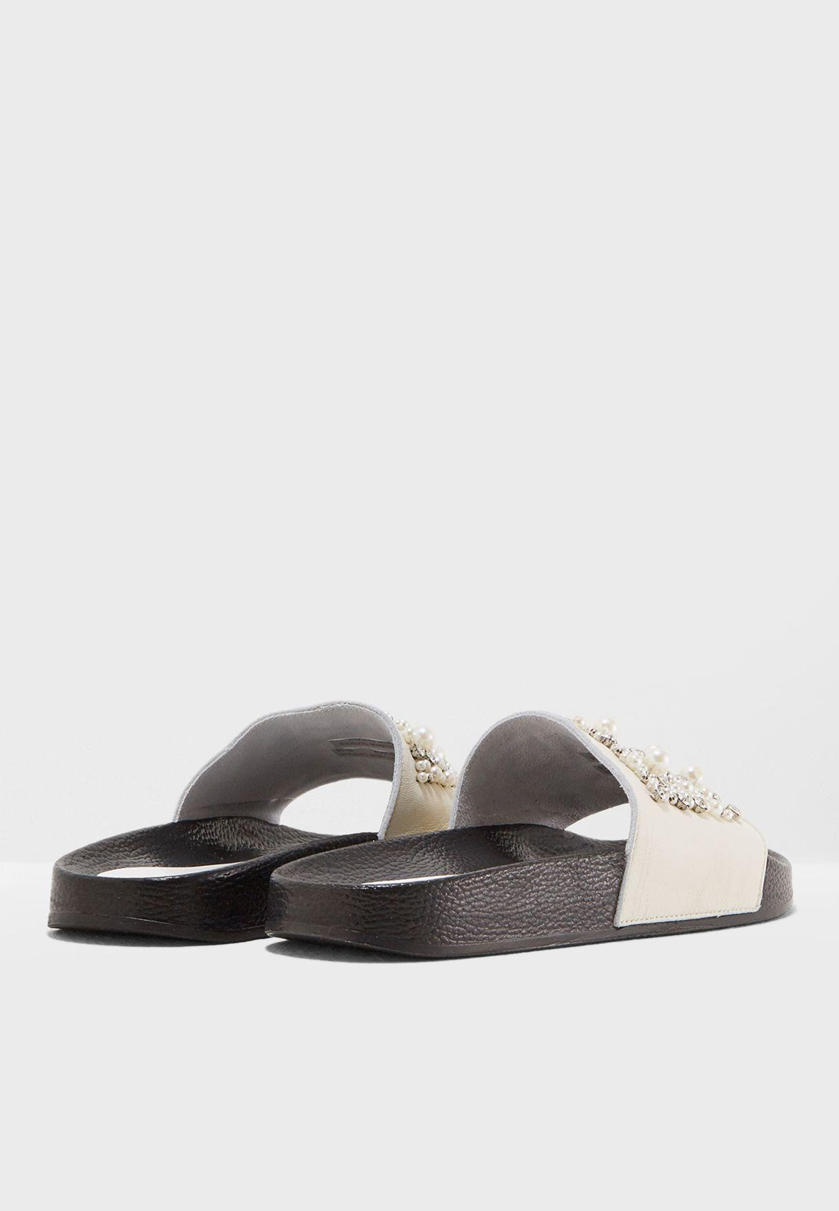 Kristy Flat Sandal