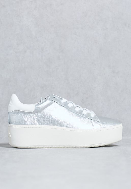 Bahia Metallic Sneakers