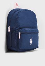 90460aaf95a9 Shop Polo Ralph Lauren navy Kids Large Academy Backpack RA100128 for Kids  in Saudi - PO013AC14MYB