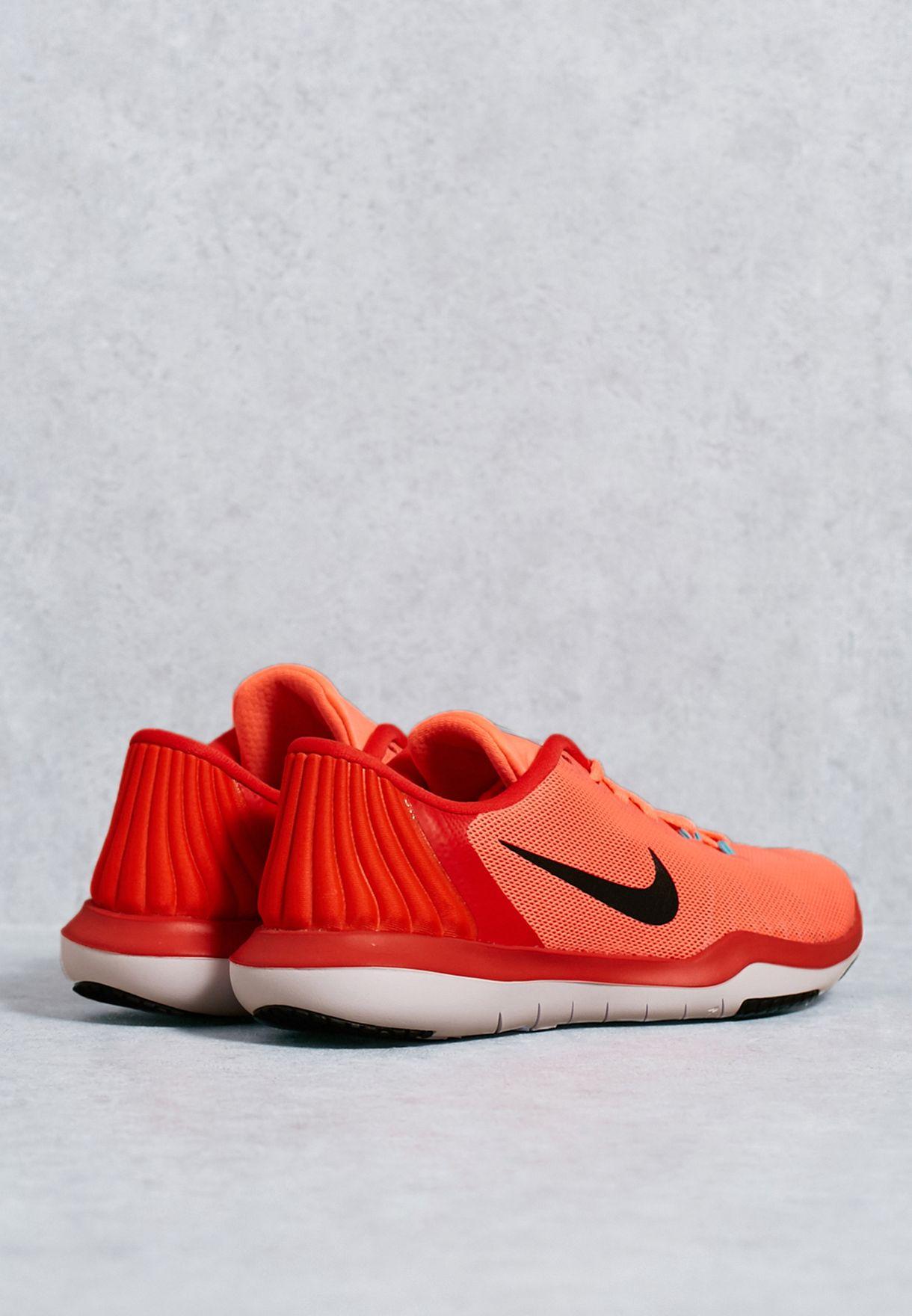 6ed74dcba4e2 Shop Nike neon Flex Supreme Tr 5 (Gs) 866615-600 for Kids in UAE ...