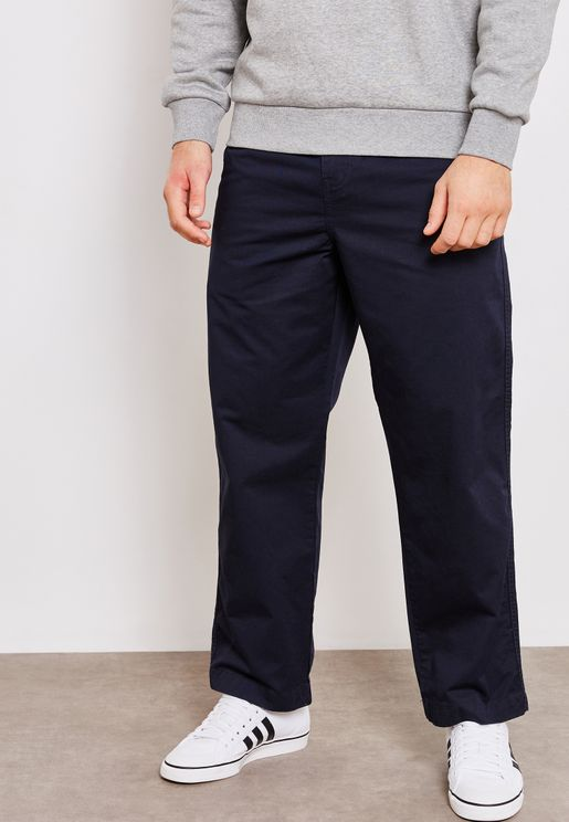 Dallas Relaxed Fit Trousers