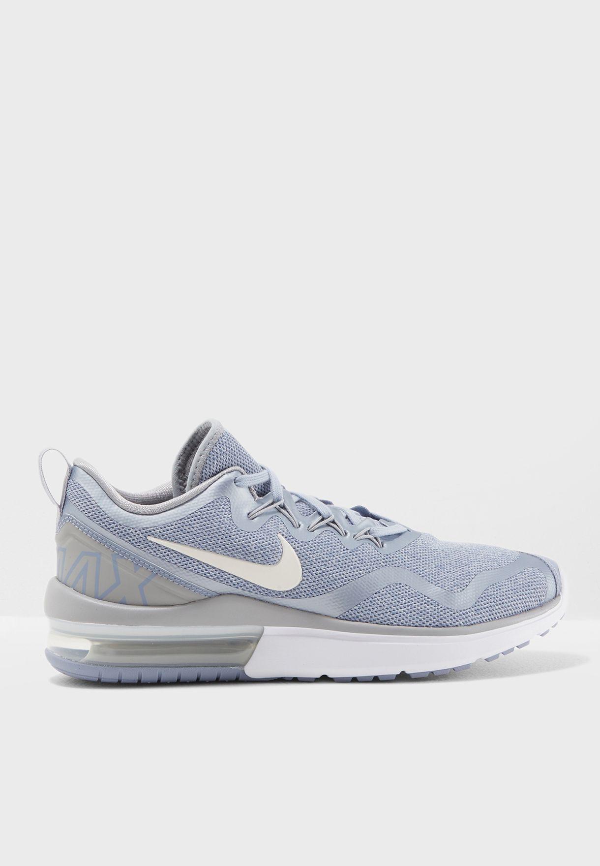 d2b6b541d2b2e5 Shop Nike grey Air Max Fury AA5740-007 for Women in Saudi - NI727SH04ZJR