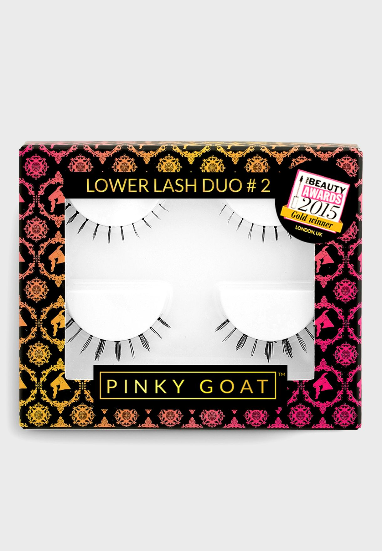 Lower Lash Duo #2