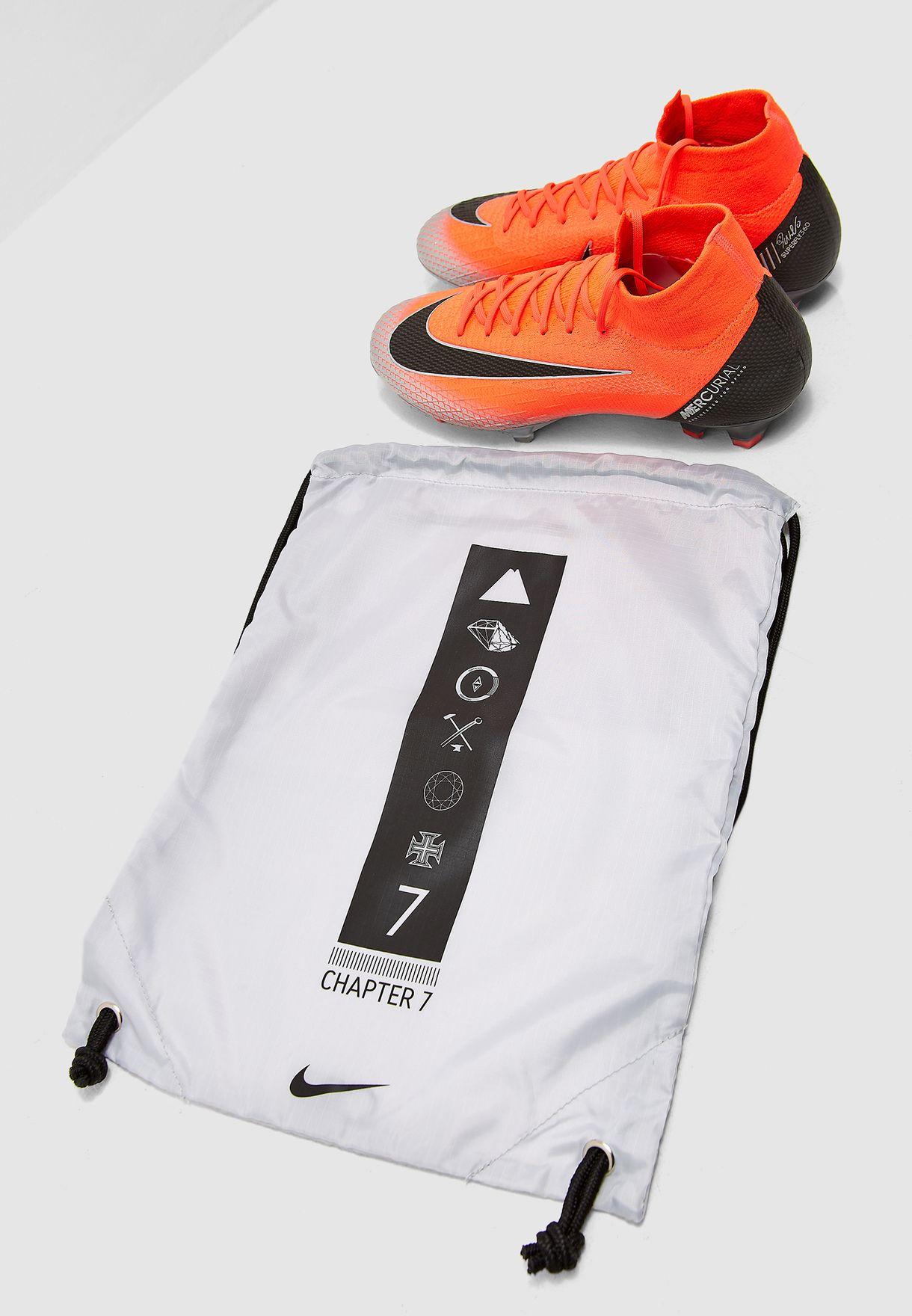 Shop Nike orange Superfly 6 Elite CR7 FG AJ3547-600 for Men in ... 62a3ca4afd2bf
