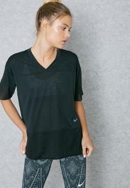 Breathe Mesh T-Shirt