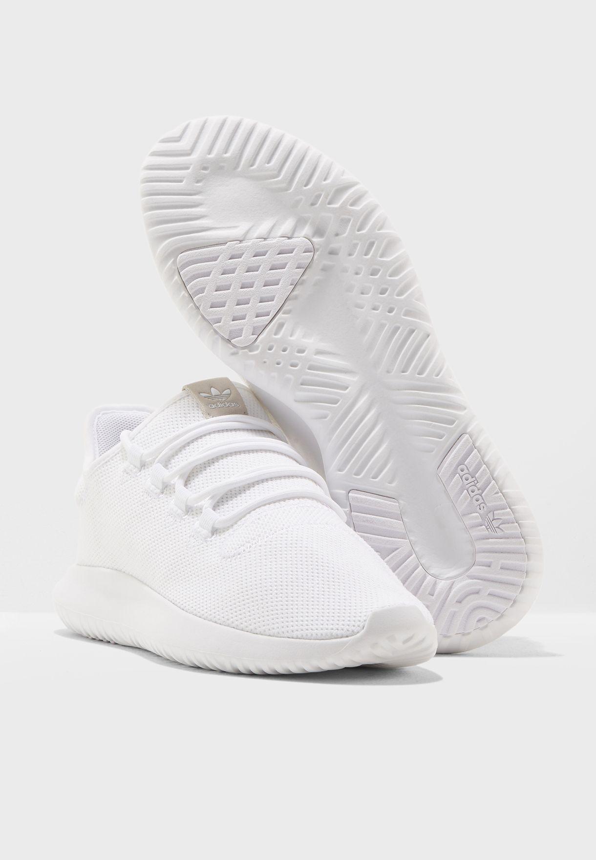 e414fdba11577d Shop adidas Originals white Tubular Shadow CG4563 for Men in ...
