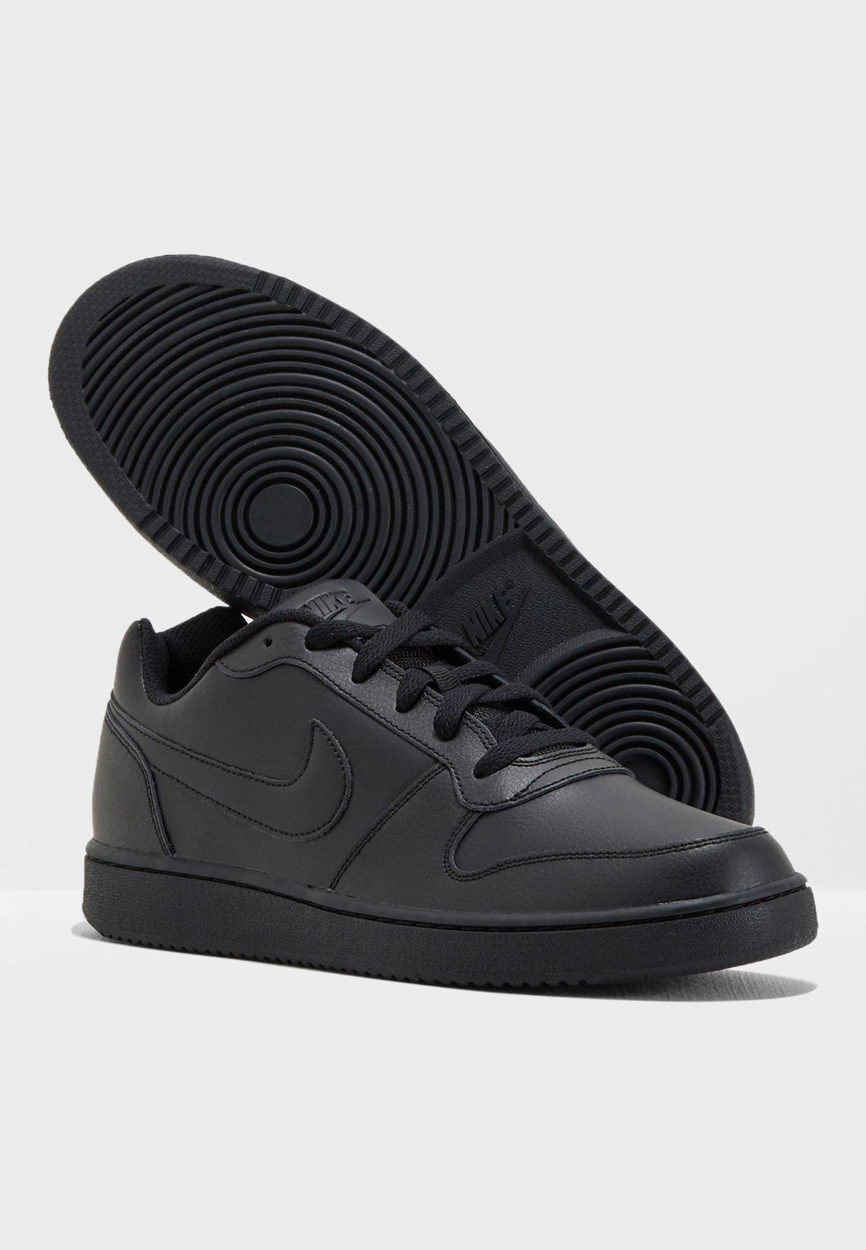 Buy Nike black Ebernon Low for Men in
