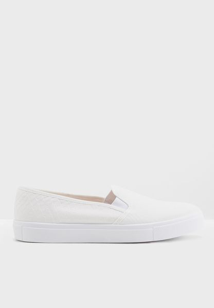 Tempo Slip On Trainers