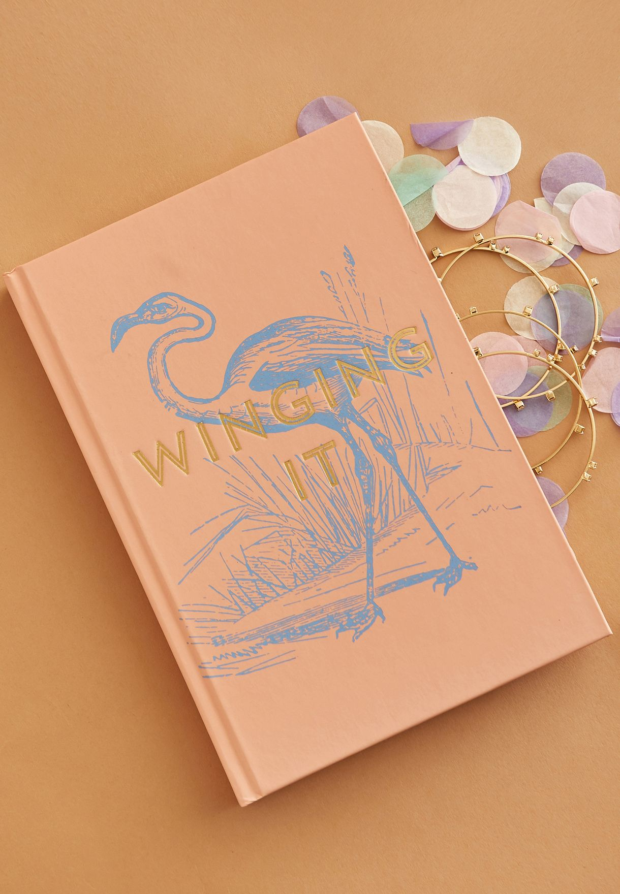 Winging It Notebook