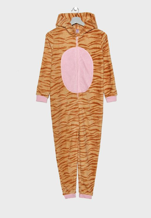 Kids Cat Onesie