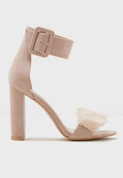 Power High-Heel Sandals