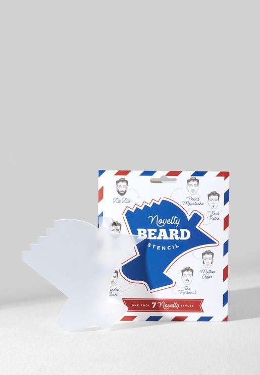 Beard Stencils