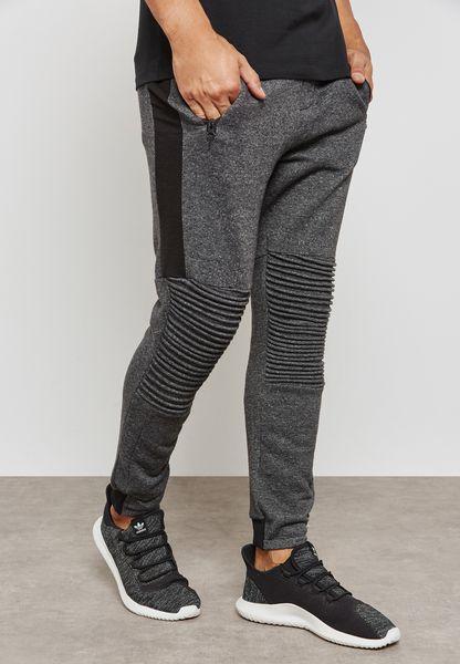 Ribbed Sweatpants