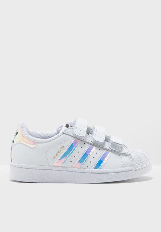 حذاء سوبر ستار للاطفال CF