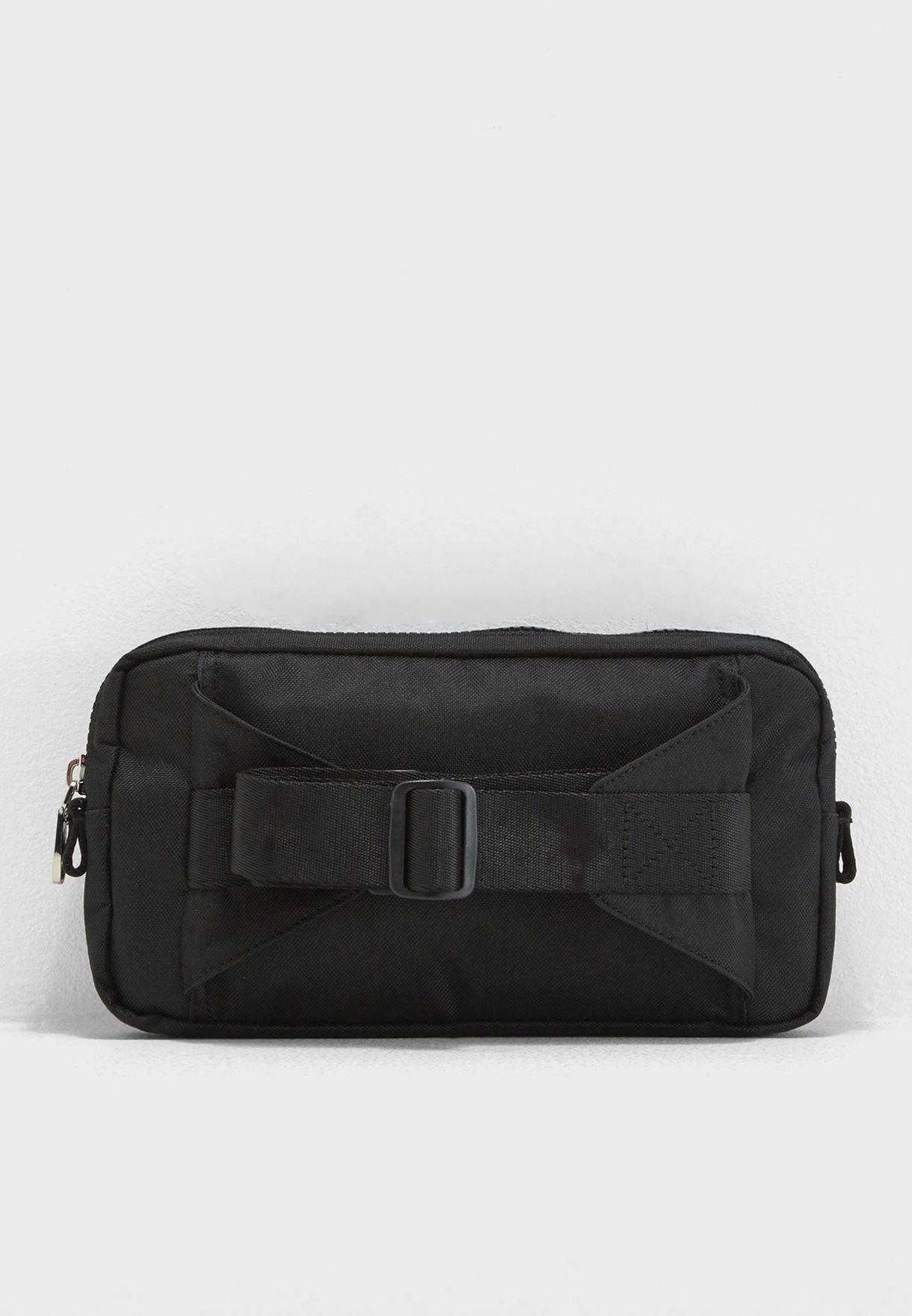 9248811f300 Shop Calvin Klein Jeans black Crossover Sling Bag K40K400154 for Men ...
