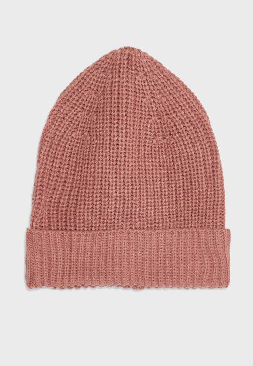 Justy Knit Beanie