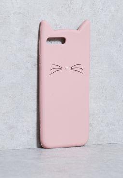 iPhone 7 Plus Cat Detail Case