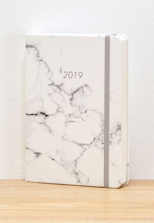 دفتر يوميات 2019 بحجم A5