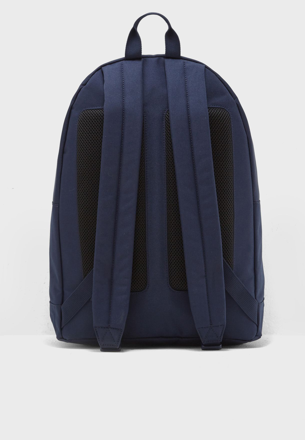 Logo Embroidered Backpack