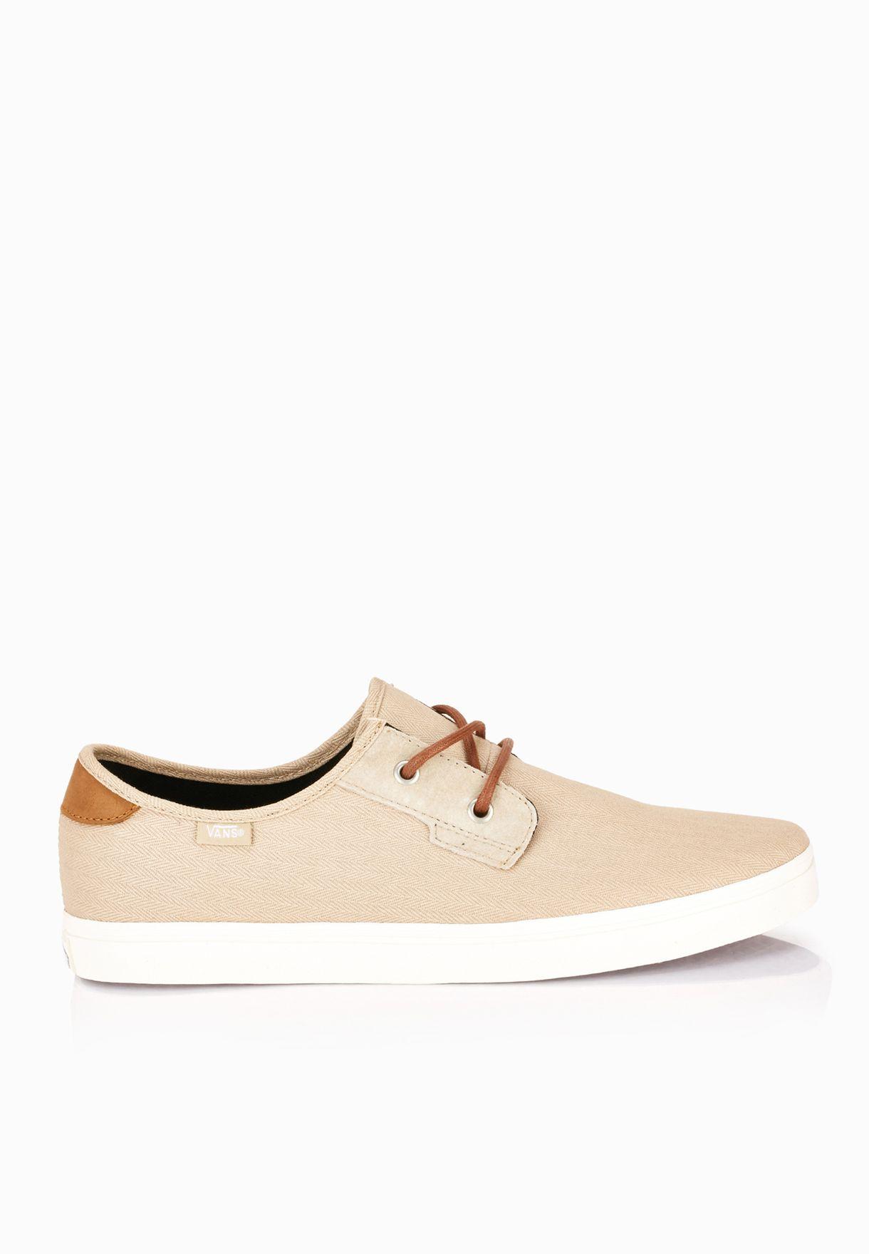 bc1055dd59 Shop Vans beige Michoacan SF Sneakers for Men in UAE - VA088SH04XHF
