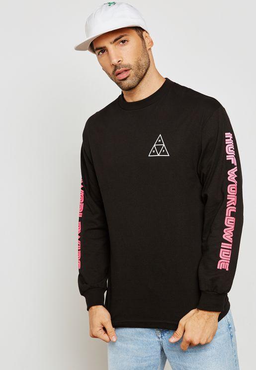 Neo Triangle T-Shirt