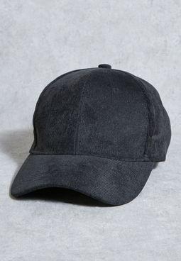 Corduroy Cap