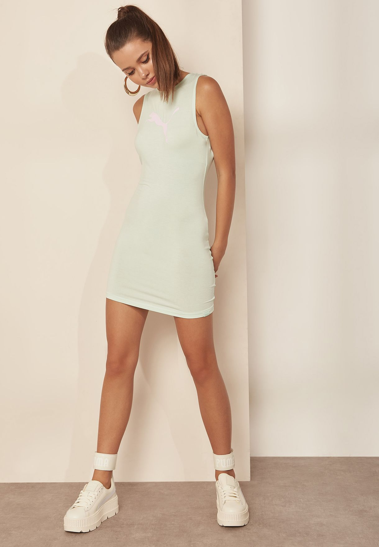 Jersey Cover-Up Dress