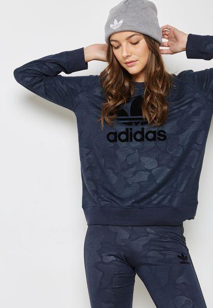 Trefoil Sweatshirt