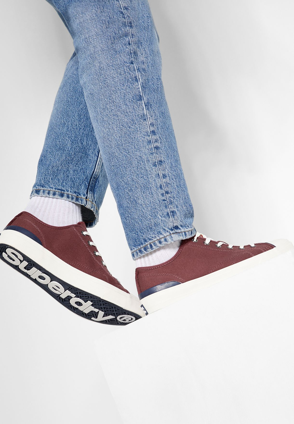 Trophy Classic Casual Sneakers