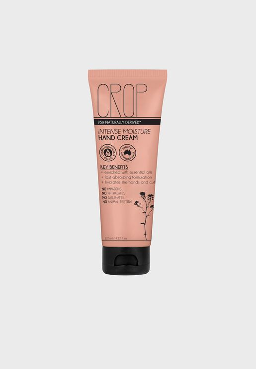 Intense Moisture Hand Cream