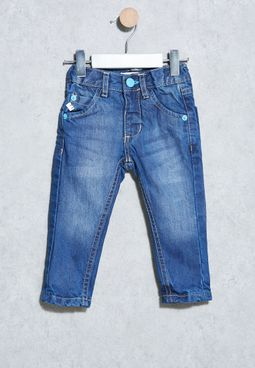 Infant Denim Jeans
