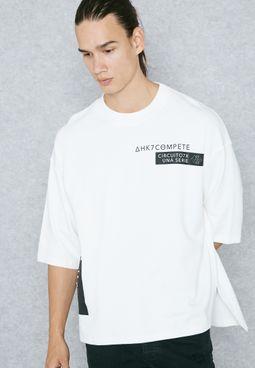 Circuit  Print Sweatshirt
