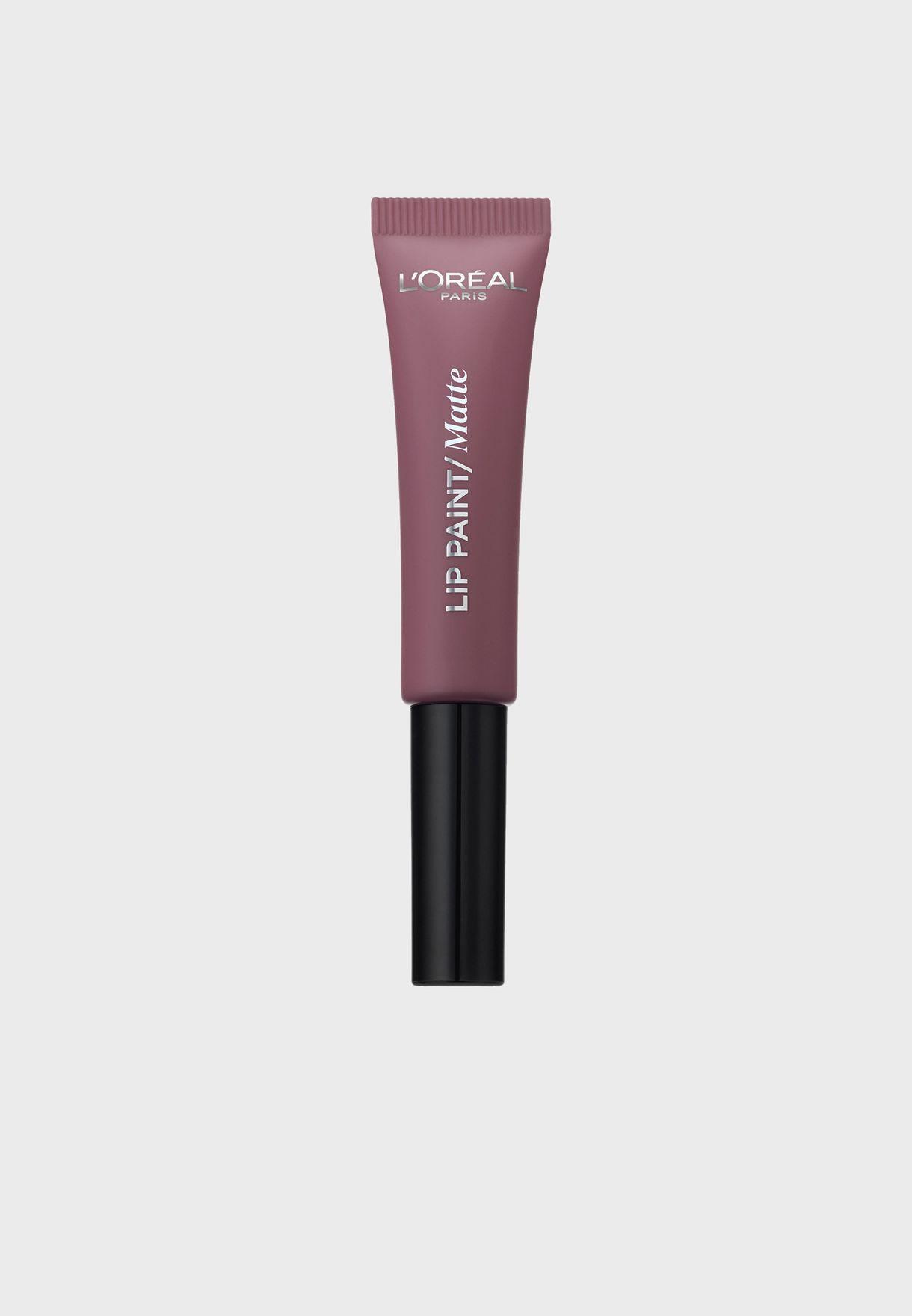 Infallible Matte Lip Paint 212 Nude-Ist