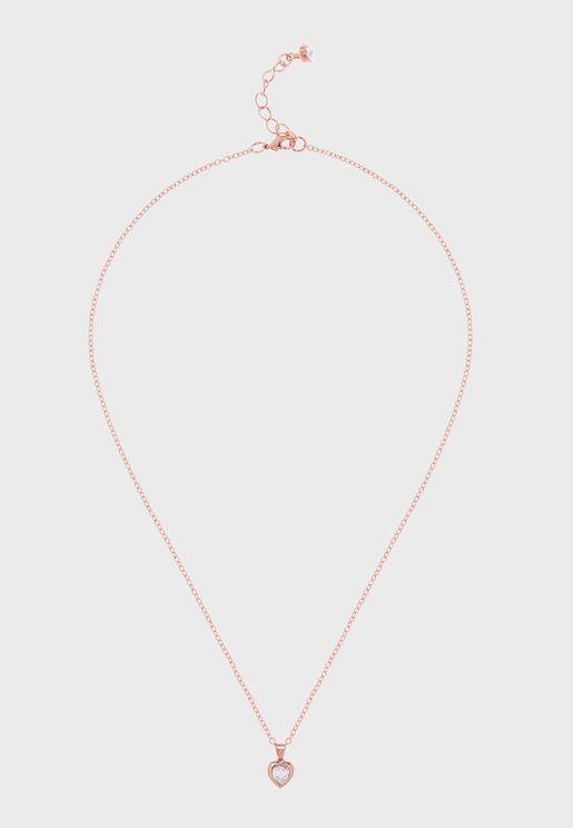 85d1a517409e Hannela Crystal Heart Pendant Necklace. PREMIUM. Ted Baker. Hannela ...