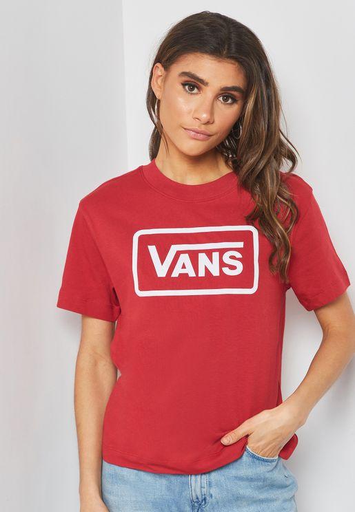 Boom Boom Boxy T-Shirt