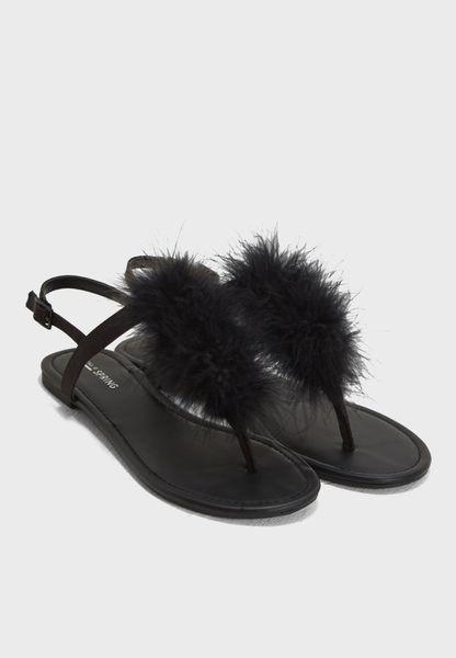 Flat T-Bar Sandal