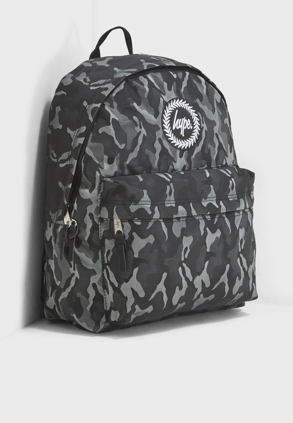 70a3271f8701 Mens White Camo Backpack- Fenix Toulouse Handball