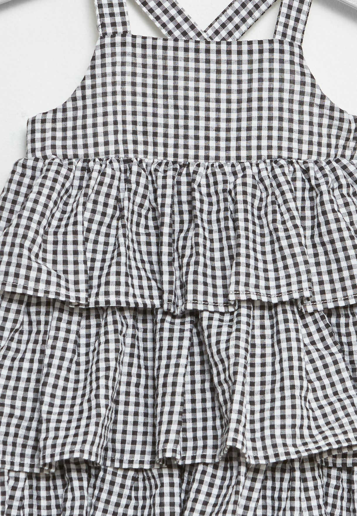 Infant Gabi Gingham Dress