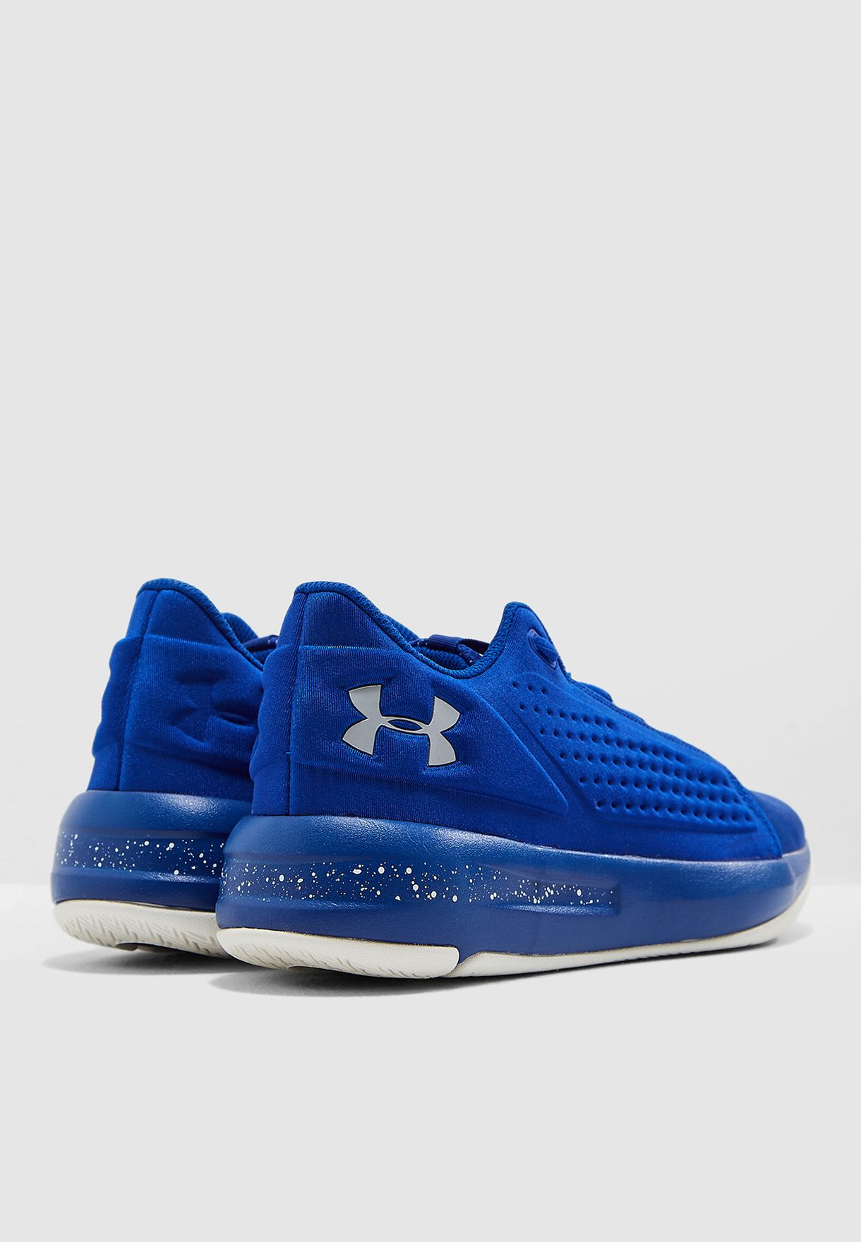 Shop Under Armour Blue Torch Low 3020621 400 For Men In Uae Messenger Bag Odate Abu