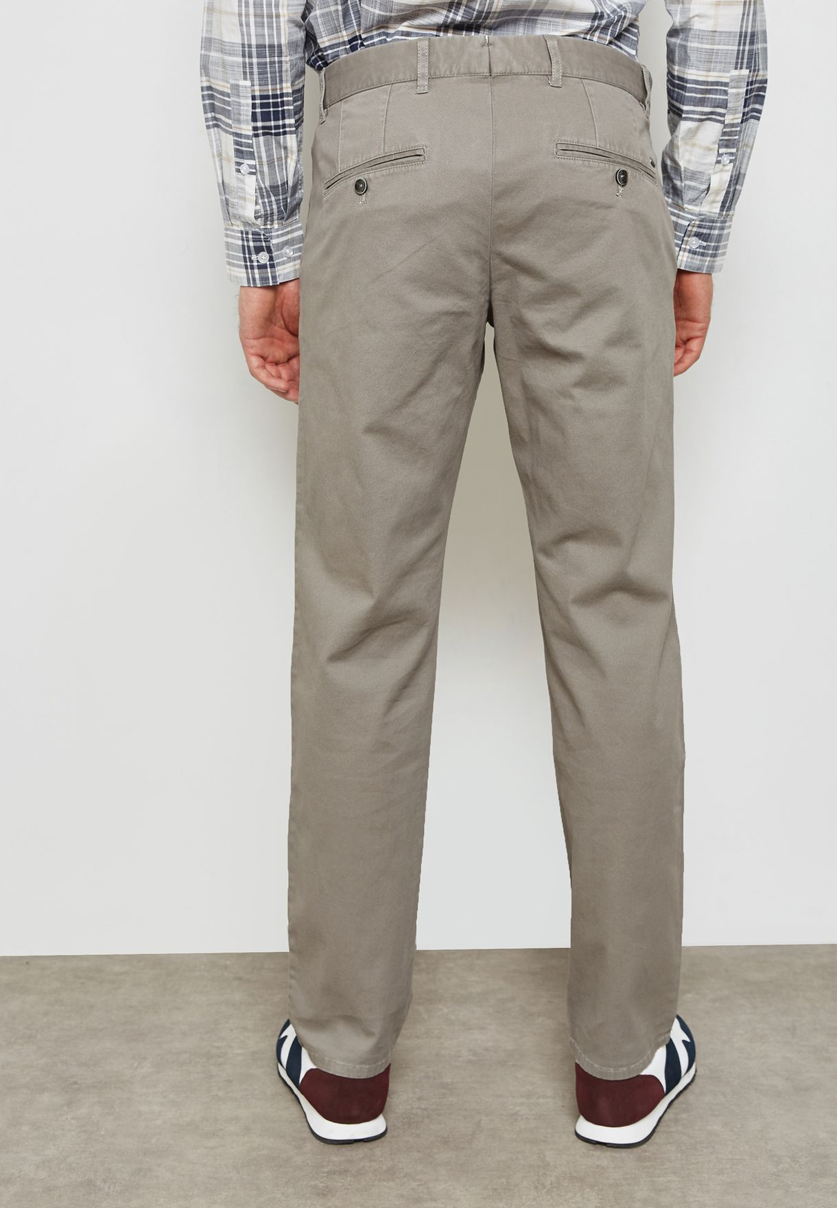Berlin Slim Fit  Trousers