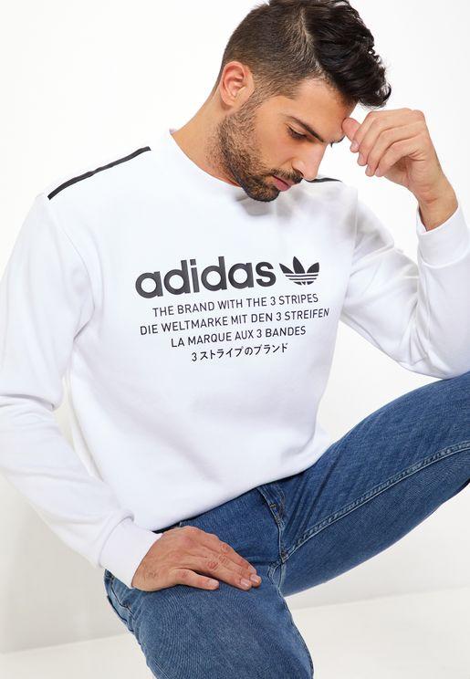 e36c7209c430e adidas Originals White Clothing for Men